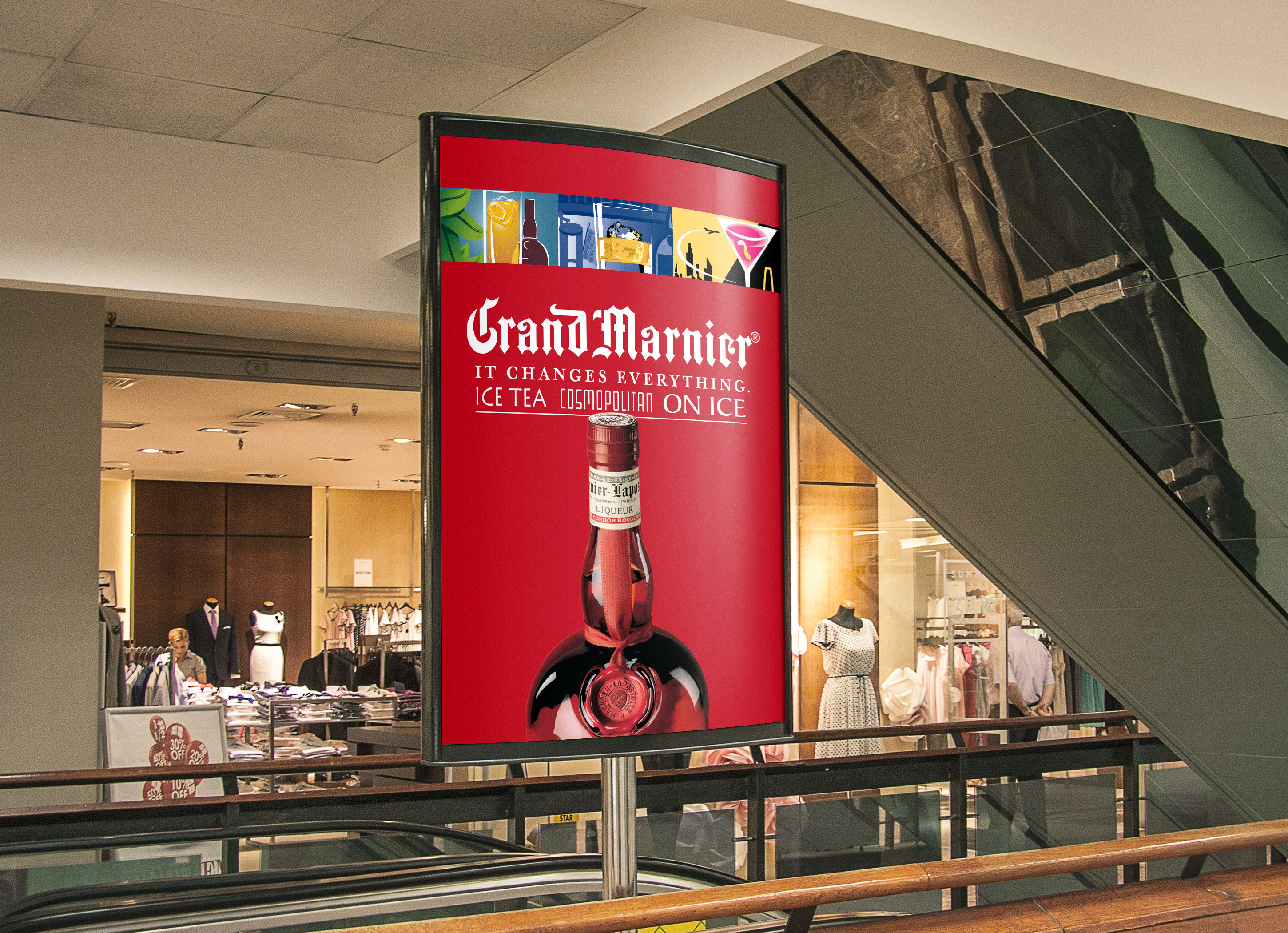 grand marnier sign